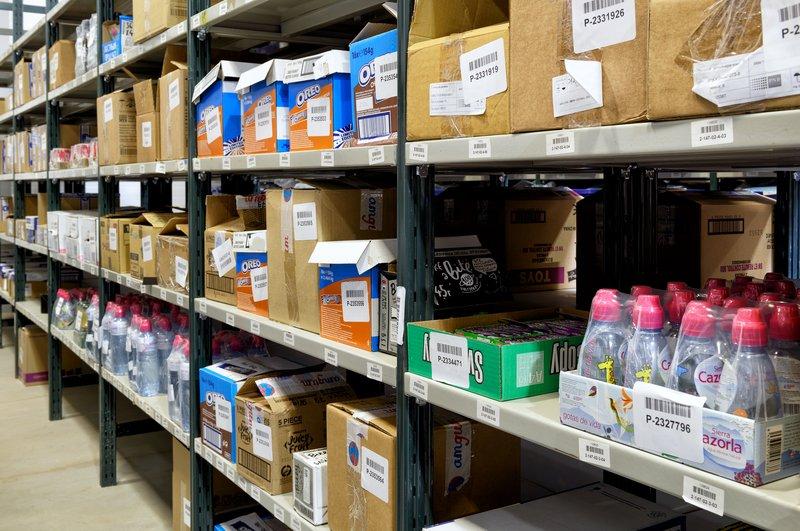 складское хранение fmcg товаров